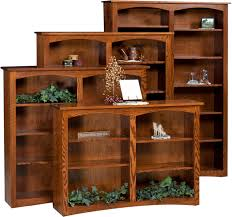 Double Bookcase Ashery Double Shaker Bookcases Town U0026 Country Furniture