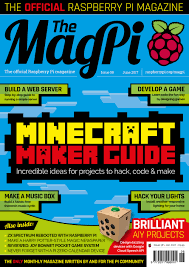 make with minecraft pi in the magpi 58 raspberry pi