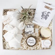 bridal gifts luxe bridal gift box foxblossom co