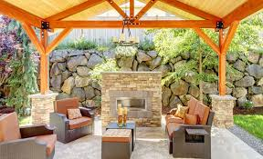 Outdoor Fireplace Patio Designs Outdoor Fireplace Construction Contractor In Marin County