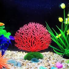 seabed simulation coral landscape fish tank ornaments aquarium