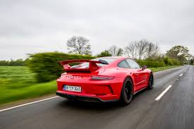 porsche 911 2017 new 2017 porsche 911 gt3 driven on uk roads verdict total 911