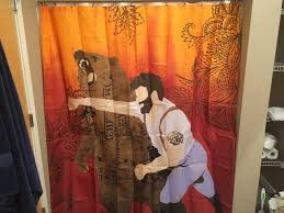 Cool Shower Curtains For Guys Cool Shower Curtains For Guys U2013 Curtain Ideas Home Blog