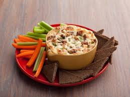swiss and bacon dip recipe rachael food network