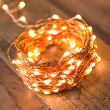 fairy lights extra long 50 ft 200 leds outdoor plug in warm white
