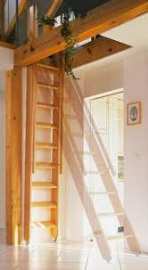 nice space saving design for use in miniatures stairs ladder