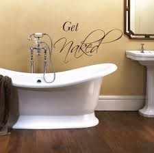 Bathtub Stickers Bathroom Wall Quote Decals Bathtub Stickers Wall Appliqué