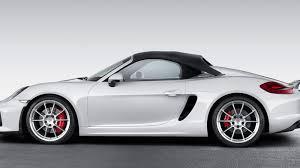 Porsche Boxster Non Convertible - porsche boxster spyder gt4 yes please