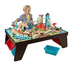 thomas the train wooden track table wooden train sets for 2 year olds or really any age the best