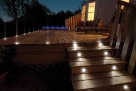 Kichler Deck Lights Led Light Design Sophisticated Deck Led Lights For Outdoor Malibu