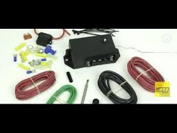 flex a lite electric fan kit how to install and wire a flex a lite electric fan control 31149