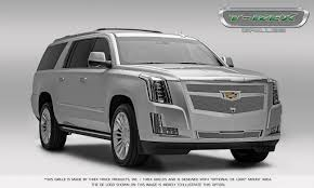 cadillac truck luxurious new grille options for the cadillac escalade from t rex