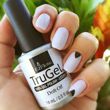 ezflow trugel drift off with simple nail art geloso nails