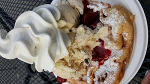 famous funnel cake picture of the funnel house long beach