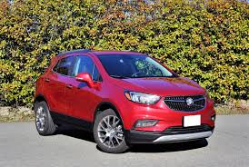 2017 buick encore sport touring 2017 buick encore sport touring fwd the car magazine