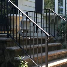 exterior metal stair stringers exterior steel staircase design