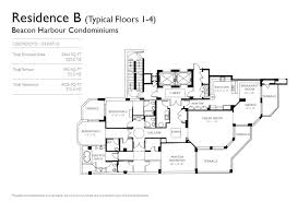 55 Harbour Square Floor Plans Beacon Harbour Condos Coconut Grove 1660 W Glencoe St Coconut