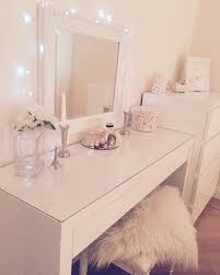 table good looking dressing table shabby chic ikea malm vanity