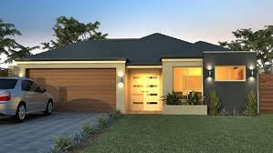 one story home designs architecture nice one story home design plans in yellow shade
