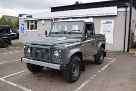 2014 Land Rover Defender Td Pick Up 21 990