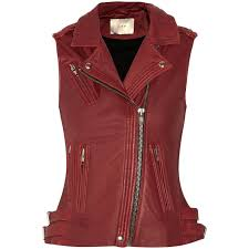 leather biker vest iro women u0027s mert washed leather biker vest u2013 babeefab