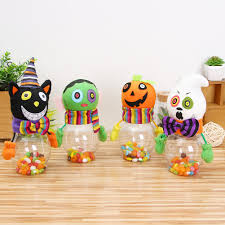 Halloween Candy Jars by Online Buy Wholesale Pumpkin Candy Jar From China Pumpkin Candy