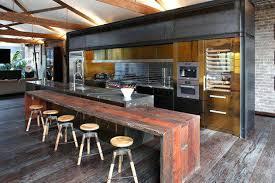 cuisine bois et metal cuisine en metal cuisine en metal cuisine bacton bois metal chaise