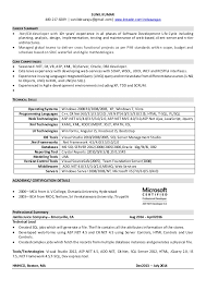 Asp Net Developer Resume Dot Physical Forms 60 Dot Physical Exam At Ontario Home