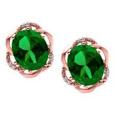 emerald earrings emerald earrings emerald stud earrings emerald hoop earrings from