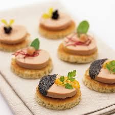 canap foie gras semi cooked foie gras savory country bread foie