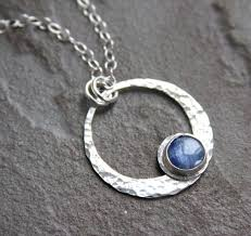 blue sterling silver necklace images Best 25 sterling silver pendants ideas ocean jpg