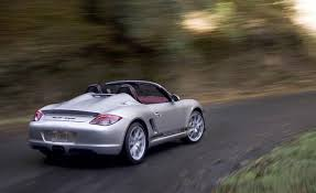 Porsche Boxster Base - 2011 porsche boxster spyder u2013 review u2013 car and driver