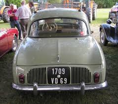 1958 renault dauphine 1940 1959