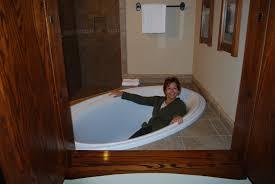 Soaker Bathtubs Home Decor Bath U0026 Bed White Soaker Tub Design With Tile Tub