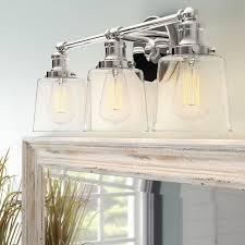 gallego 3 light glass shade vanity light beachcrest home woodburn 3 light vanity light reviews wayfair