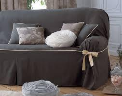 housse universelle canapé couvre canape 3 places maison design wiblia com