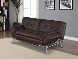 Convertible Leather Sofa by Beautiful Serta Futon Leather Sofa Unique Designs Futons