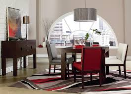 square parsons style dining table by standard furniture wolf and