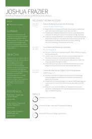 Resume Samples For Marketing Professionals by Marketing Associate Resume Samples Visualcv Resume Samples Database