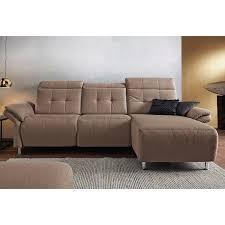 canape d angle relax electrique canapé d angle relax électrique tissu toile méridienne fixe à