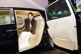 roll royce toyota kanto auto works u0027 fs hybrid concept is the rolls royce of toyota