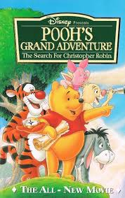 pooh u0027s grand adventure the search for christopher robin video