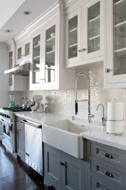 two tone cabinets kitchen best 25 two toned cabinets ideas on pinterest two tone cabinets