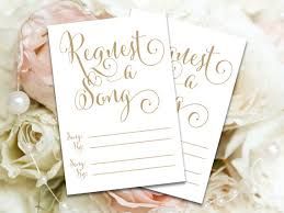 wedding song request cards request a song cards 3 5 x 5 diy printable cards in