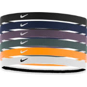 athletic headbands nike women s swoosh sport headbands 6 pack s sporting goods