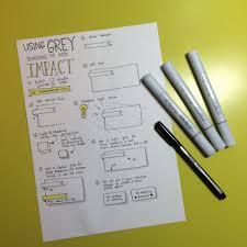 how to make your doodles pop with grey shading lindsaybraman com
