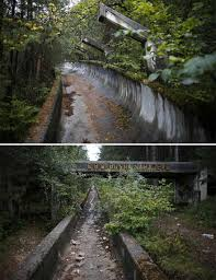 bobsled track sarajevo 1984 winter olympics venue now