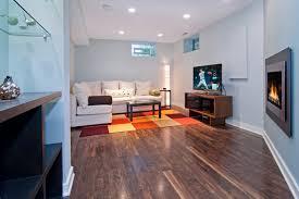 a modern lower level modern basement minneapolis by white
