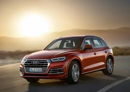 audi audi introduces the second generation 2018 q5