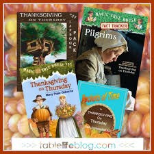 thanksgiving resources for your homeschool tablelifeblog